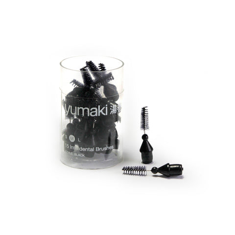 BLACK INTERDENTAL / Accessories - Yumaki