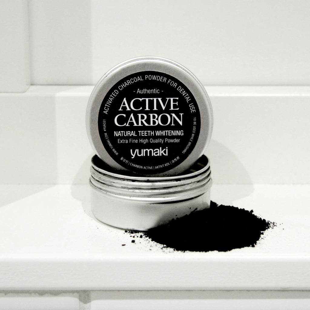 ACTIVE CARBON / Whitening - Yumaki