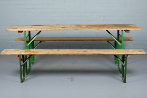 "Garden Furniture Nottingham news – tagged ""vintage table furniture industrious interiors"