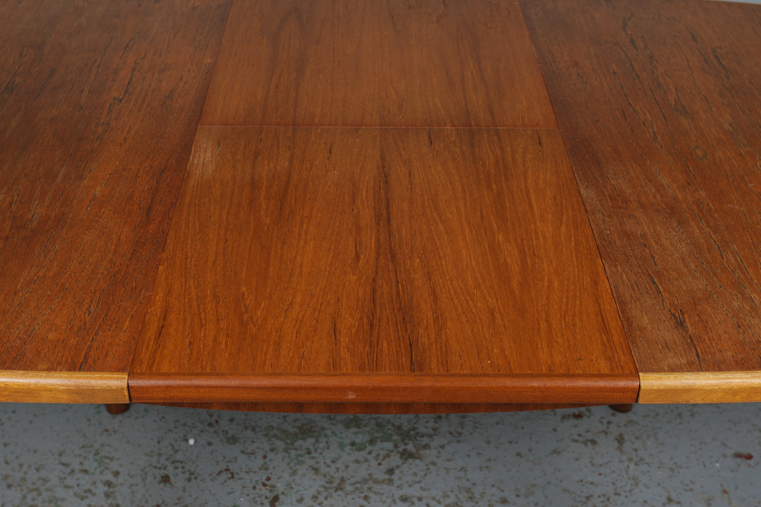 McIntosh dining room table