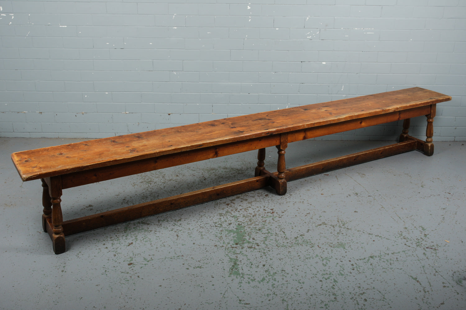 Long Pine Bench (3 Metres)