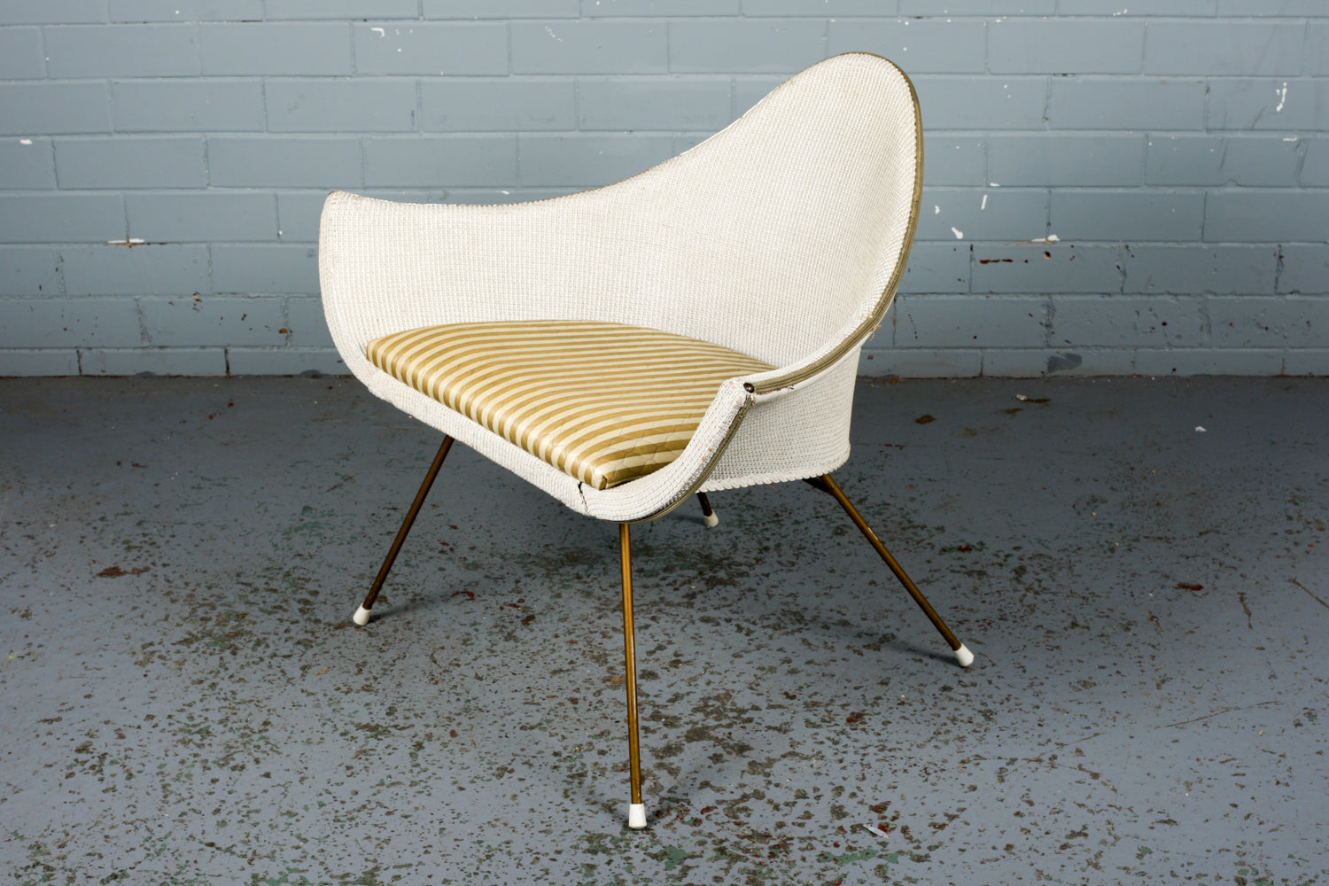 Manta Lloyd Loom Chair
