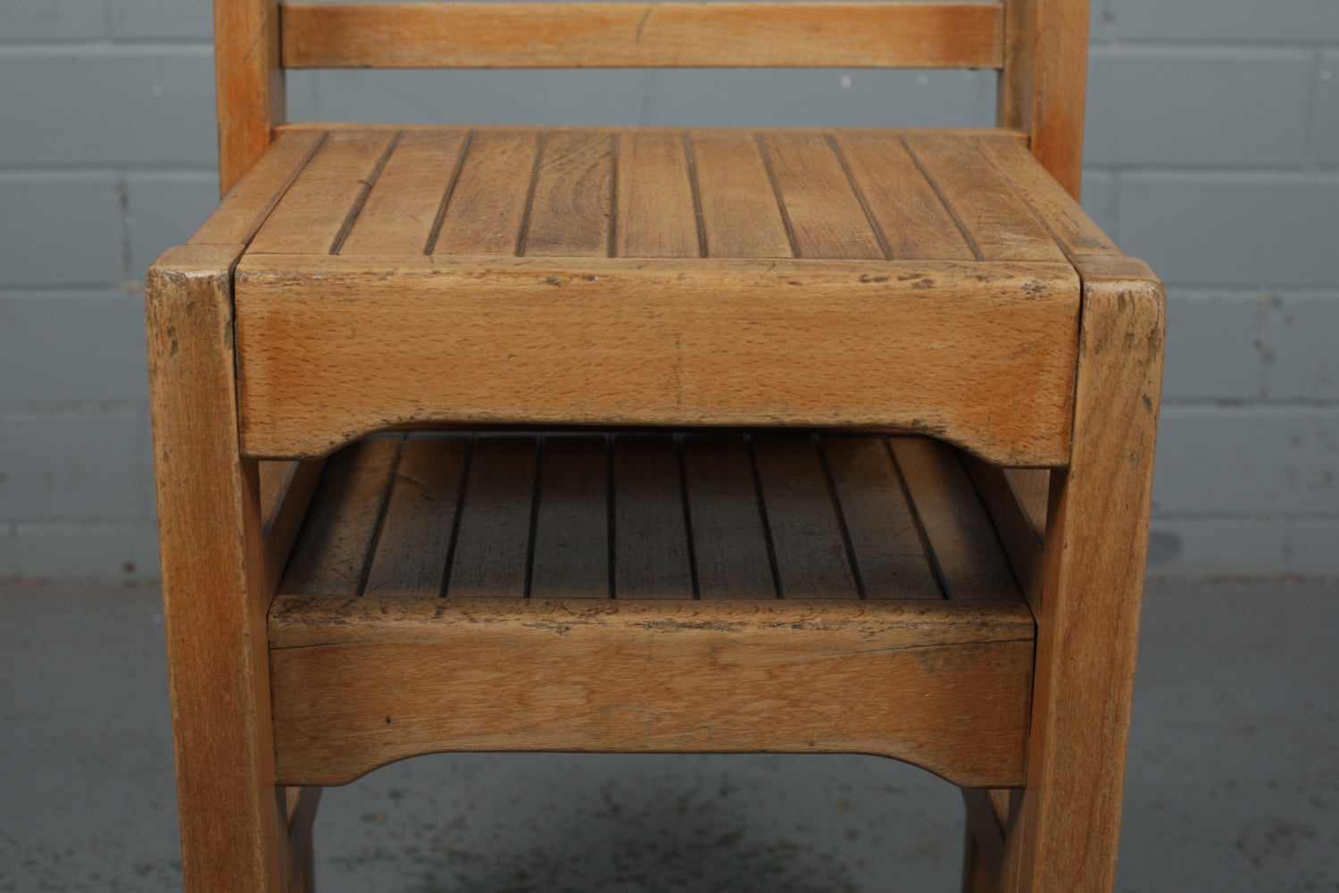 Wooden Children's Chairs