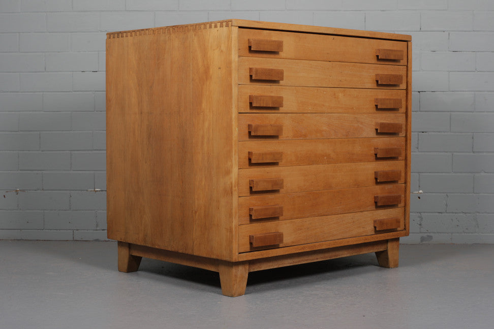 Architect's Plan Chest