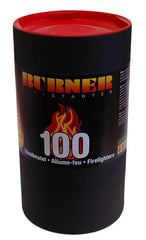 Tub of 100 firelighters