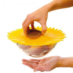 Charles Viancin Silicone Cover - Sunflower 15cm
