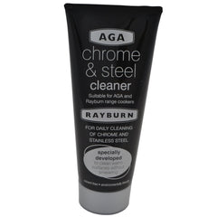 Aga Chrome And Steel Cleaner