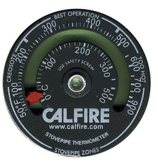 Califre Magnetic Wood Stove Thermometer