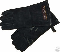 Extra Long Stovax Leather Stove Gloves