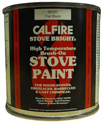 Calfire Brush On Stove Paint
