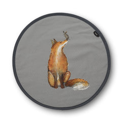 AGA Fox and Mouse Playing Chef Pad