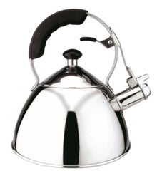 Charterhouse Stainless Steel Whistling Compact Kettle 2L