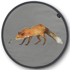 AGA Fox and Mouse Greeting Chef Pad