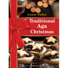 Traditional Aga Christmas by Louise Walker