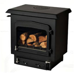 Woodwarm Fireview 12kw Multifuel