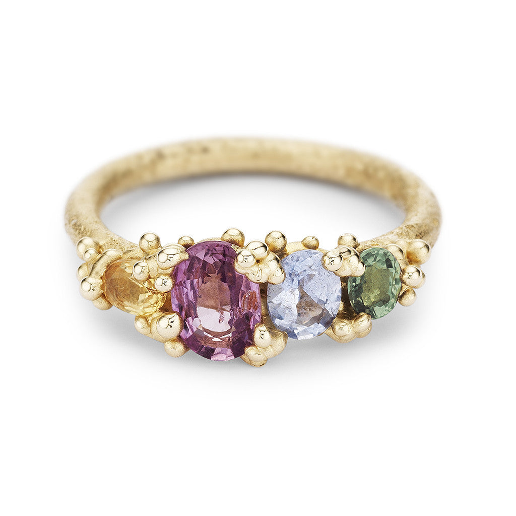 gemstone ring ruby engagement the expert tips a with for colour coloured rings