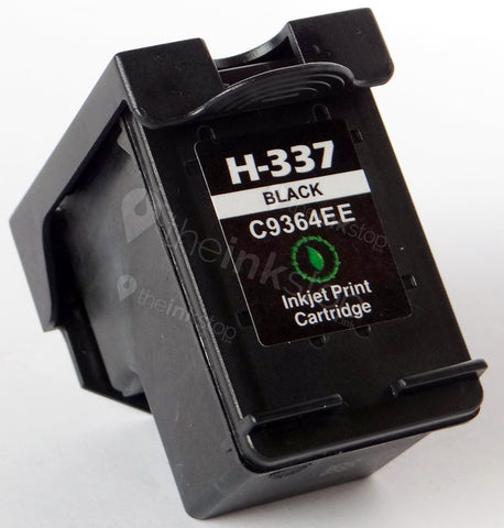 Remanufactured HP 337 BLACK HIGH CAPACITY ink cartridge