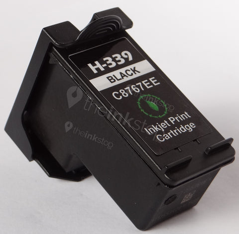 Remanufactured HP 339 BLACK HIGH CAPACITY ink cartridge