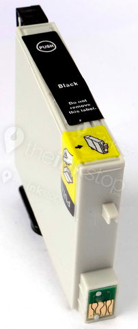 Compatible EPSON T0801 Ink Cartridges (CHIPPED + INK LEVEL)
