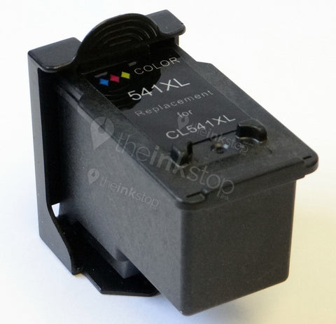 Remanufactured CANON CL-541XL HIGH CAPACITY COLOUR ink cartridge
