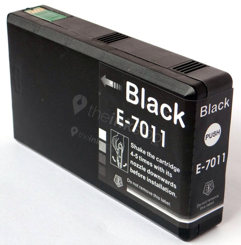 Compatible EPSON T7011XXL BLACK HIGH CAPACITY Ink Cartridge