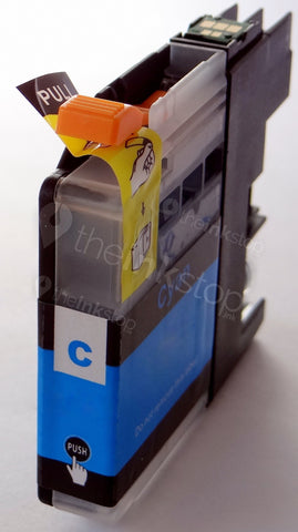Compatible BROTHER LC223C CYAN Ink Cartridge