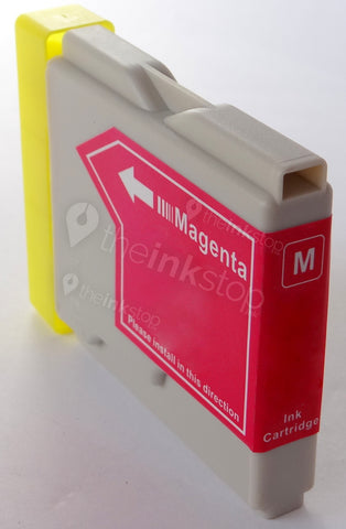Compatible BROTHER LC1000M MAGENTA Ink Cartridge