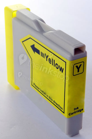 Compatible BROTHER LC970Y YELLOW Ink Cartridge