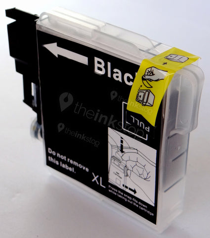 Compatible BROTHER LC1100BK XL BLACK HIGH CAPACITY Ink Cartridge
