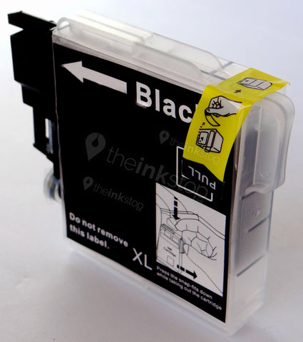 Compatible BROTHER LC980BK XL BLACK HIGH CAPACITY Ink Cartridge