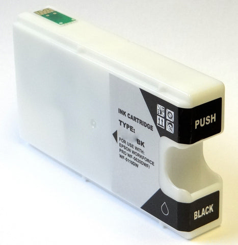 Compatible EPSON T7901XL BLACK High Capacity Ink Cartridge