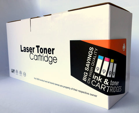 Compatible BROTHER TN-2420 High Capacity Black Toner Cartridge