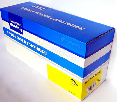 Compatible HP 125A (CB542A) YELLOW Toner Cartridge