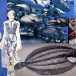 Fish Scales collection moodboard