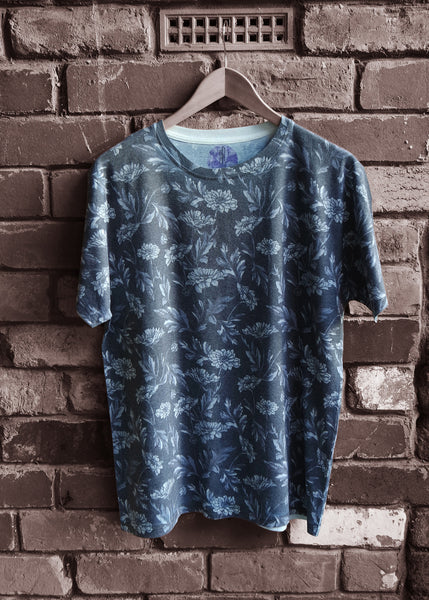 Limited Edition Ink Floral T-Shirt