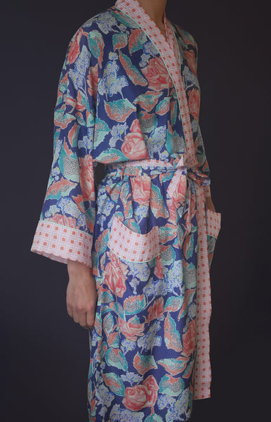 Rose Dressing Gown