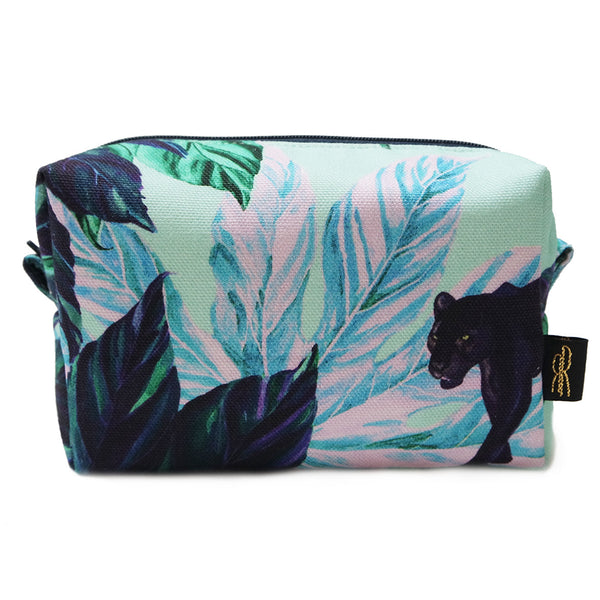 Puma Palm Mint Makeup Bag