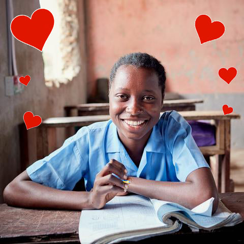 Sponsor a child's education for a year