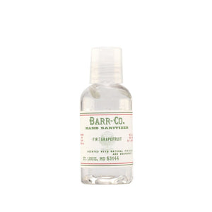 Fir & Grapefruit Hand Sanitizer