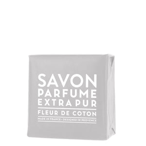 Cotton Flower Extra Pur Triple Milled Bar Soap