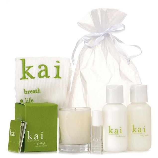 Brentwood General Store - Kai Gift Bag - Bath & Body Set
