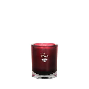 Modern Holiday Red Candle