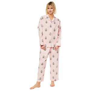 Queen Bee Luxe Pima Pajama