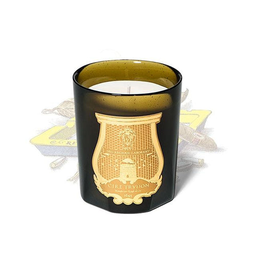 Ernesto Gold Classic Candle