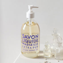 Load image into Gallery viewer, Aromatic Lavender Extra Pur Liquid Marseille Soap Refill - 33.8 fl oz