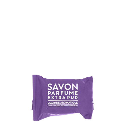Aromatic Lavender Extra Pur Travel Size Triple Milled Bar Soap