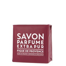 Load image into Gallery viewer, Fig of Provence Extra Pur Triple Milled Bar Soap