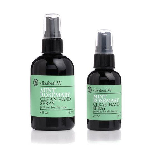 Mint Rosemary Clean Hand Spray
