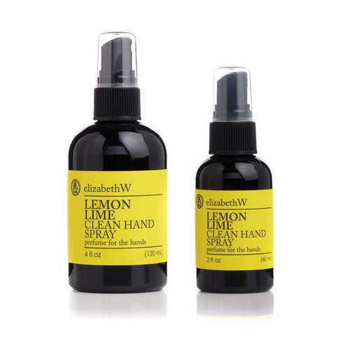 Lemon Lime Clean Hand Spray