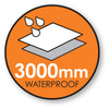 Rain protection iceland waterproof 3000mm